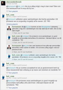 Tweets Bol.com